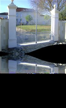 Apc16 automatismes portails clotures en acier for Garage pons muret